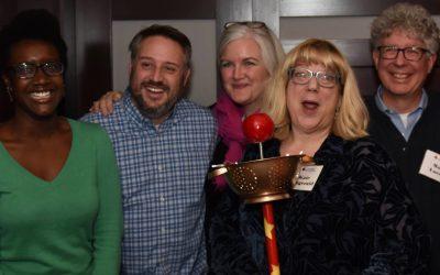 Teachers & Students Big Winners at CEF Trivia Night